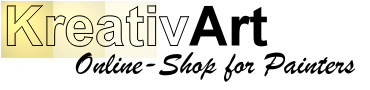 Kreativart - Art supplies and hobby materials onlineshop